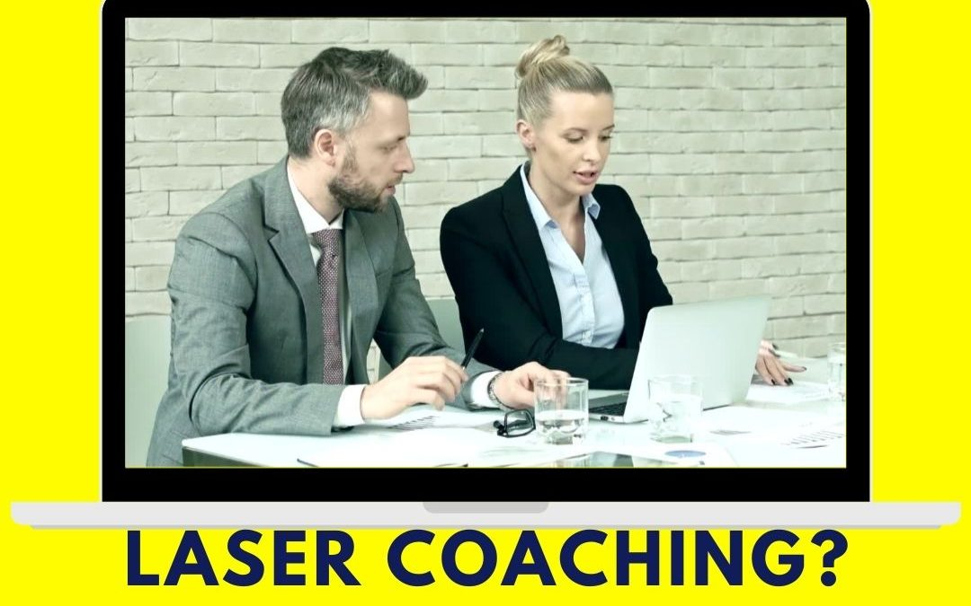 Laser coaching: desenvolvimento direto ao ponto