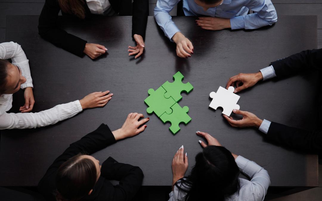 Como montar uma equipe de sucesso em 4 passos